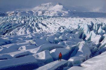 παγετώνες